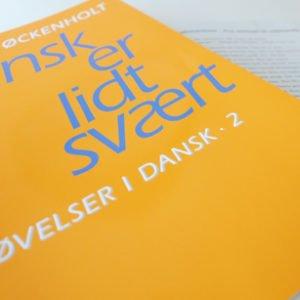 Lær Dansk book