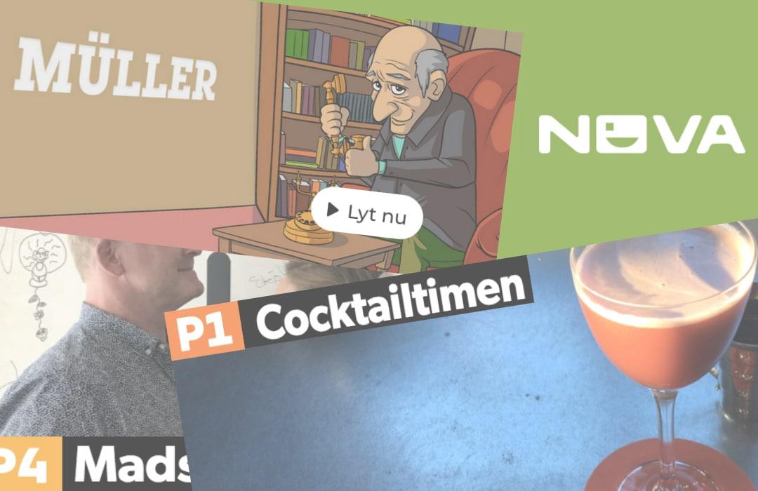 Danish Podcasts - Summer 2018