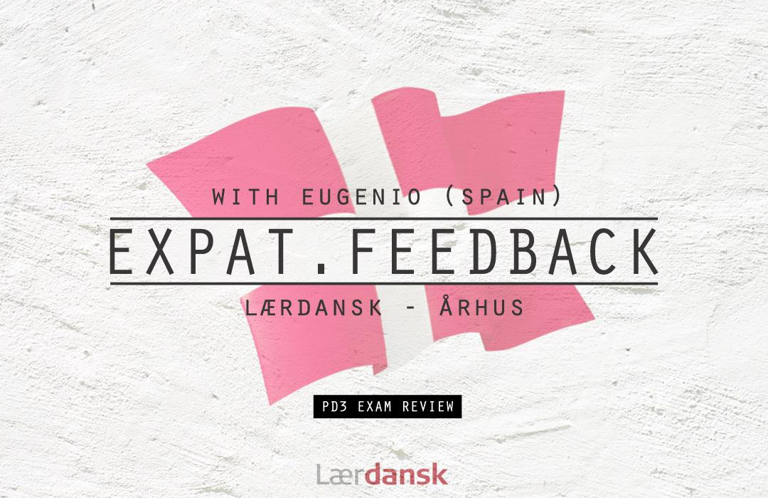 Expat Feedback Eugenio
